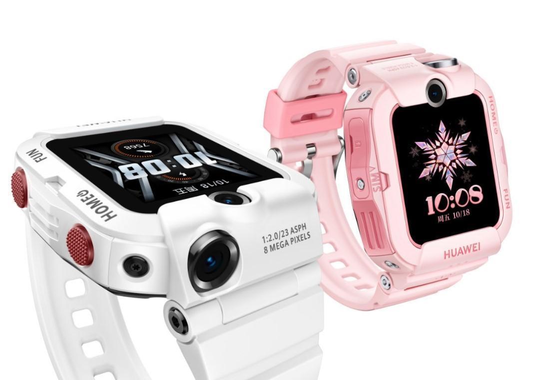 Huawei представила детские умные часы Huawei Watch 4X (huawei childrens watch 4x featured)