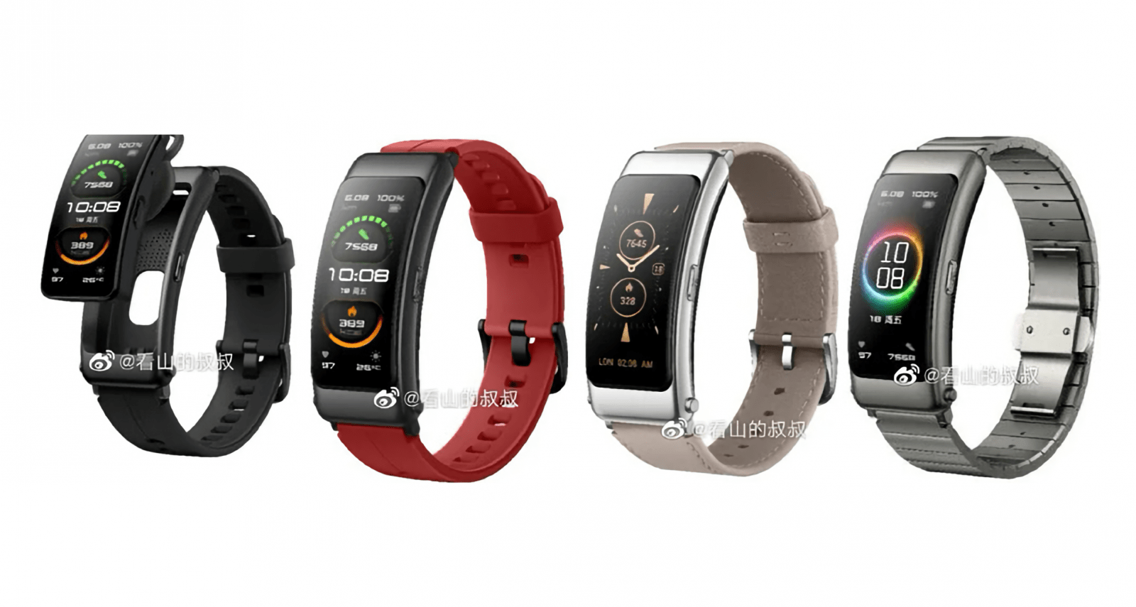 Huawei выпустила фитнес-браслет Huawei TalkBand B6 (huawei talkband b6 launch date)
