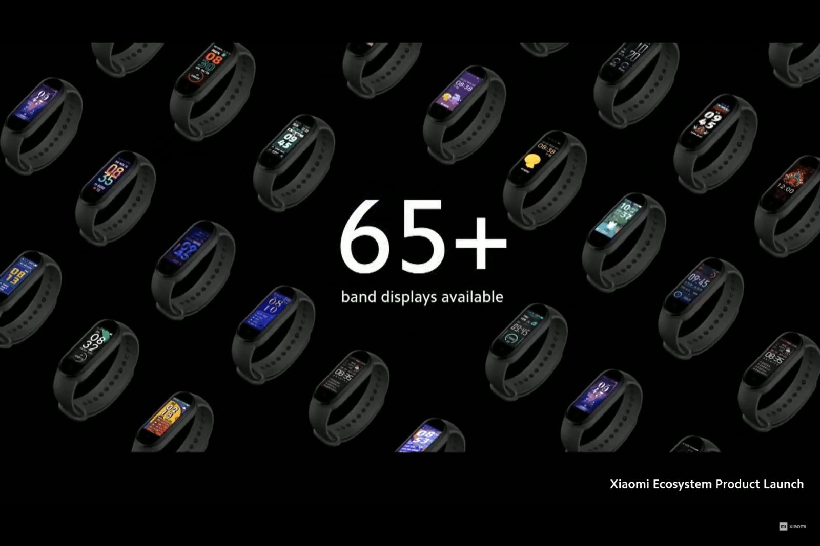 Xiaomi представила глобальную версию браслета Mi Band 5 (image 10)