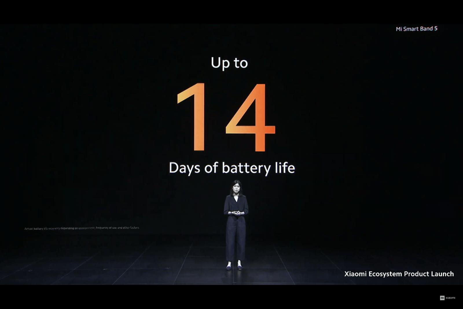 Xiaomi представила глобальную версию браслета Mi Band 5 (image 13)