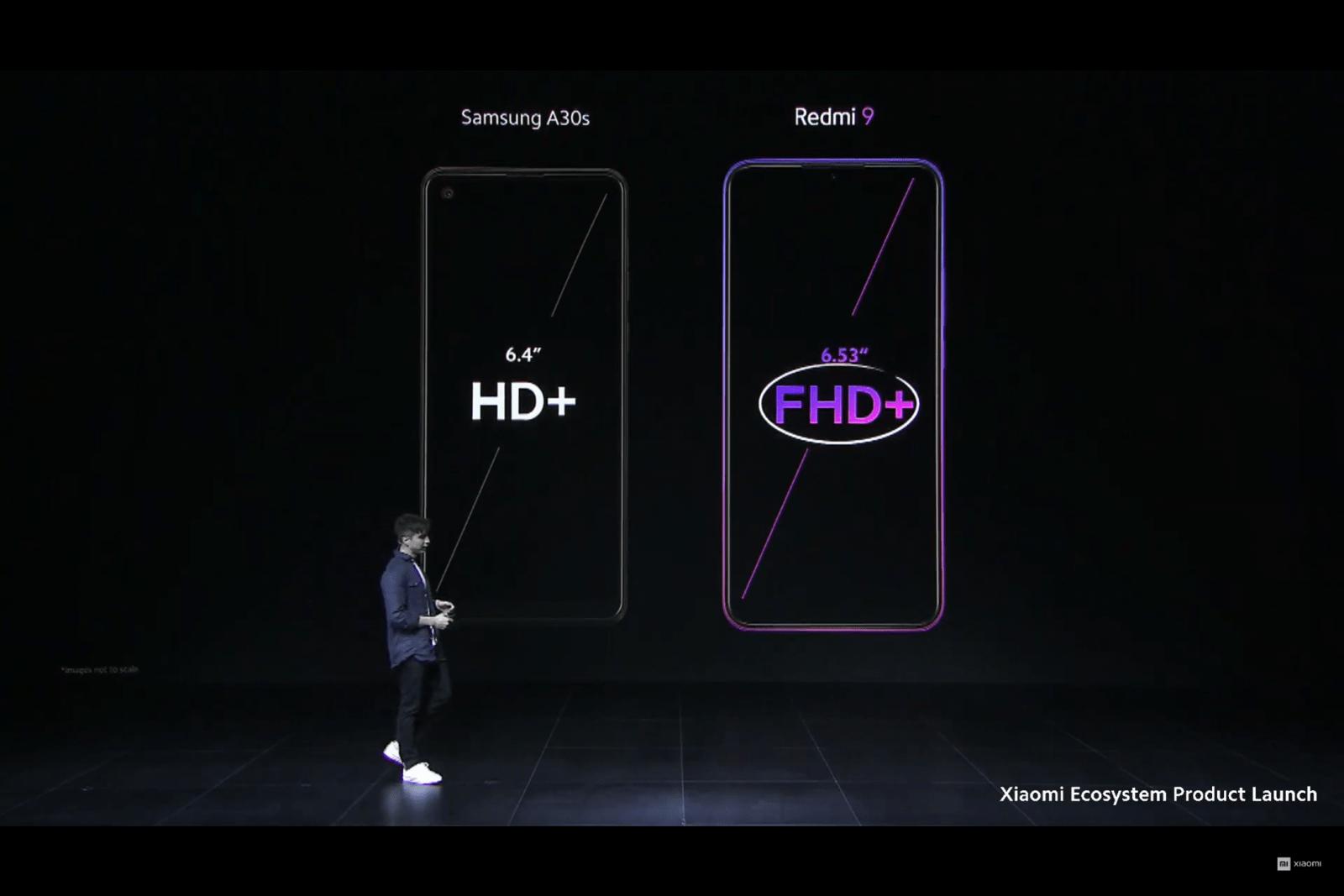 Xiaomi показала Redmi 9 для европейского рынка (image 15)