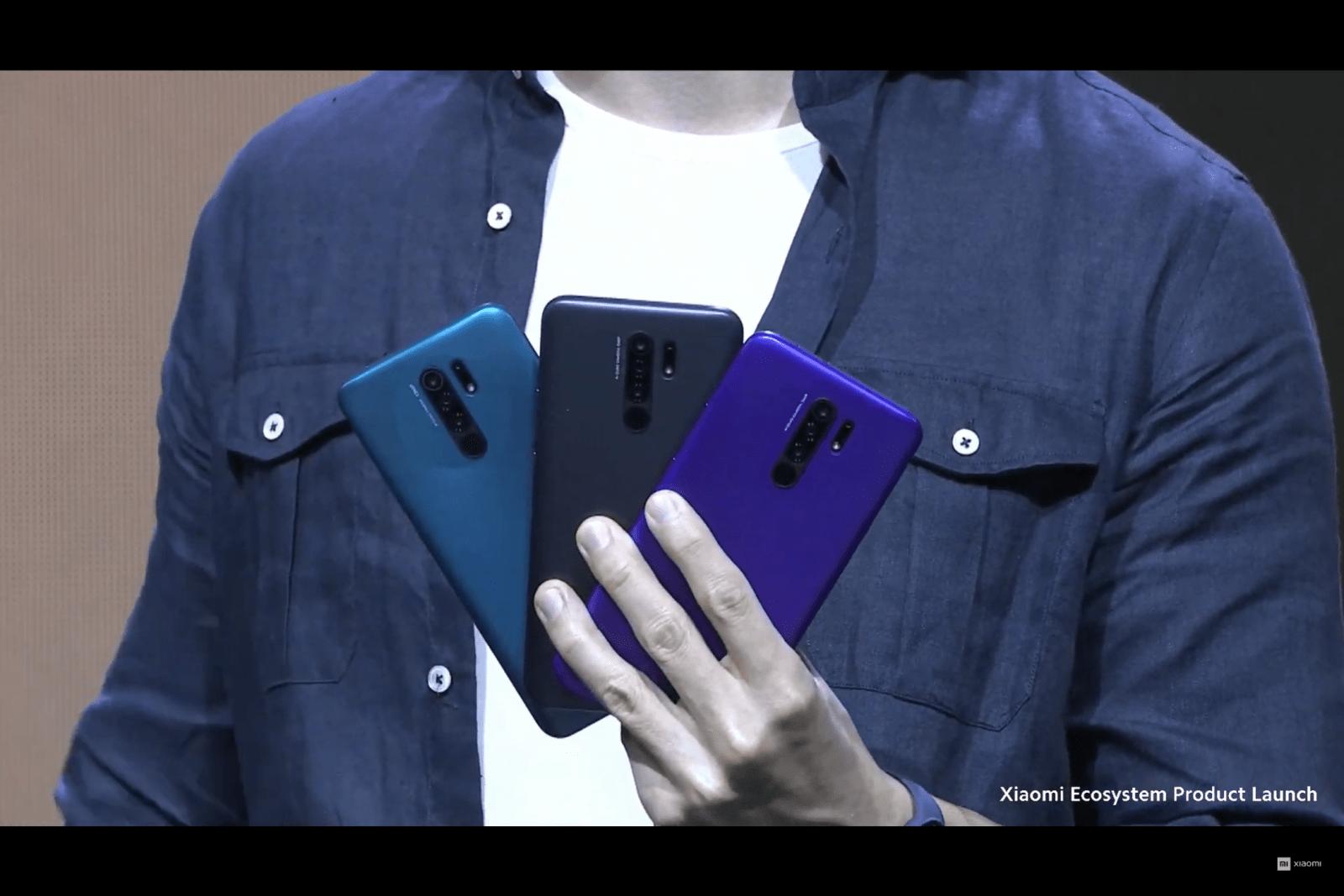 Xiaomi показала Redmi 9 для европейского рынка (image 16)