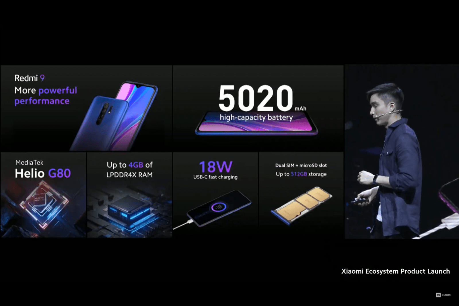 Xiaomi показала Redmi 9 для европейского рынка (image 17)