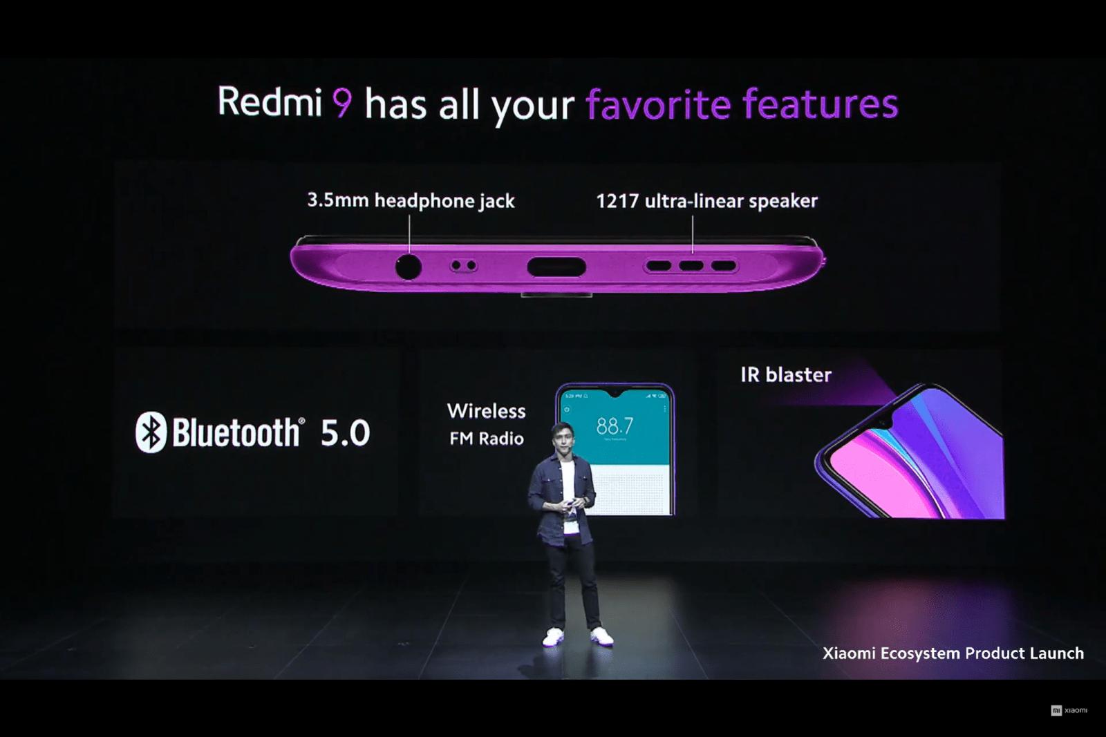 Xiaomi показала Redmi 9 для европейского рынка (image 19)