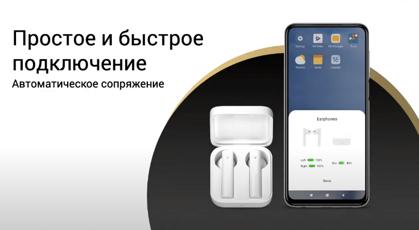 Наушники Mi True Wireless Earphones 2 Basic вышли в России (image 27)