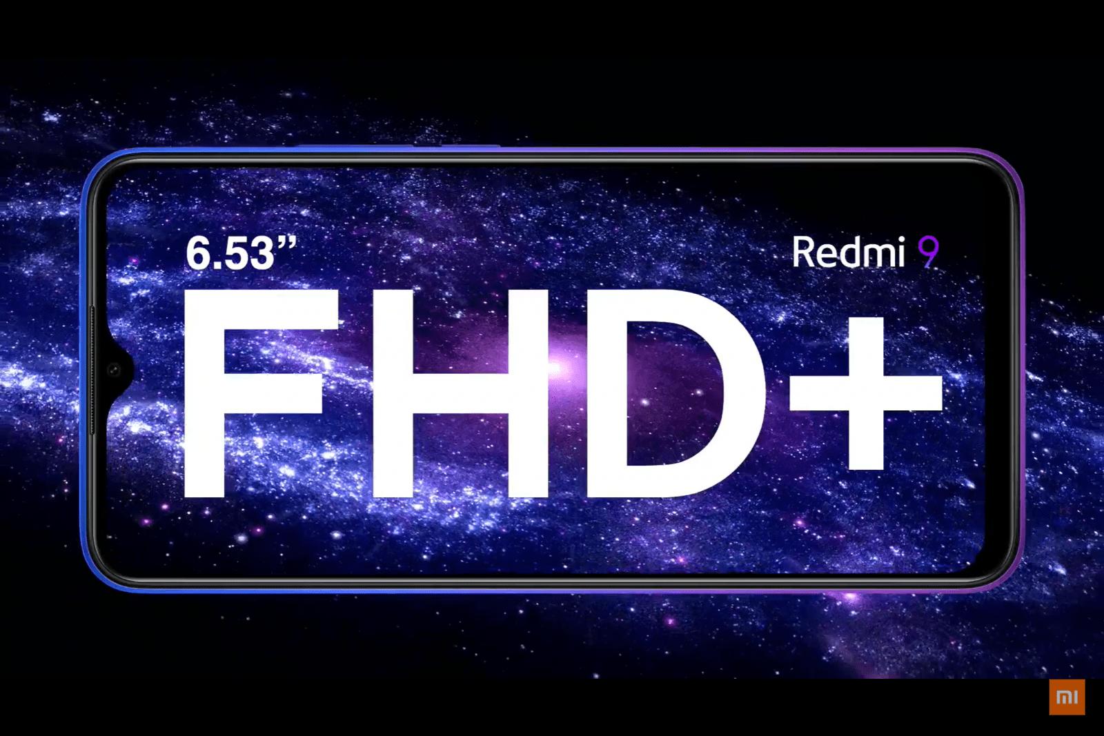 Xiaomi показала в России смартфон Redmi 9 (image 37)