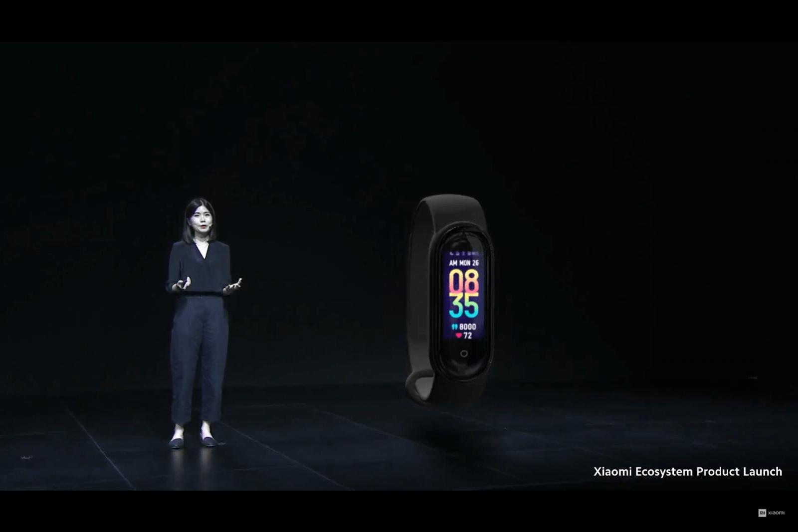 Xiaomi представила глобальную версию браслета Mi Band 5 (image 6)
