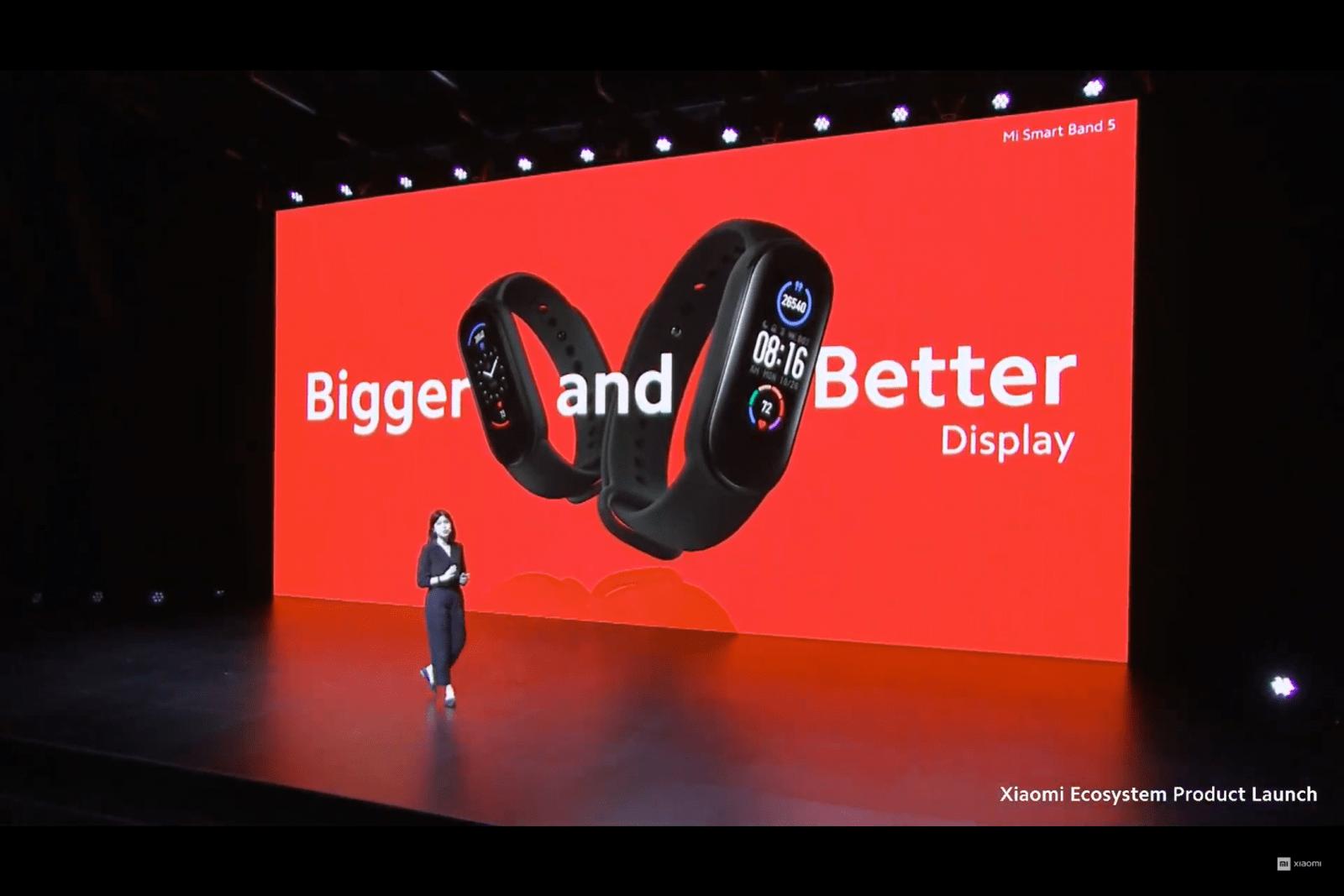 Xiaomi представила глобальную версию браслета Mi Band 5 (image 8)