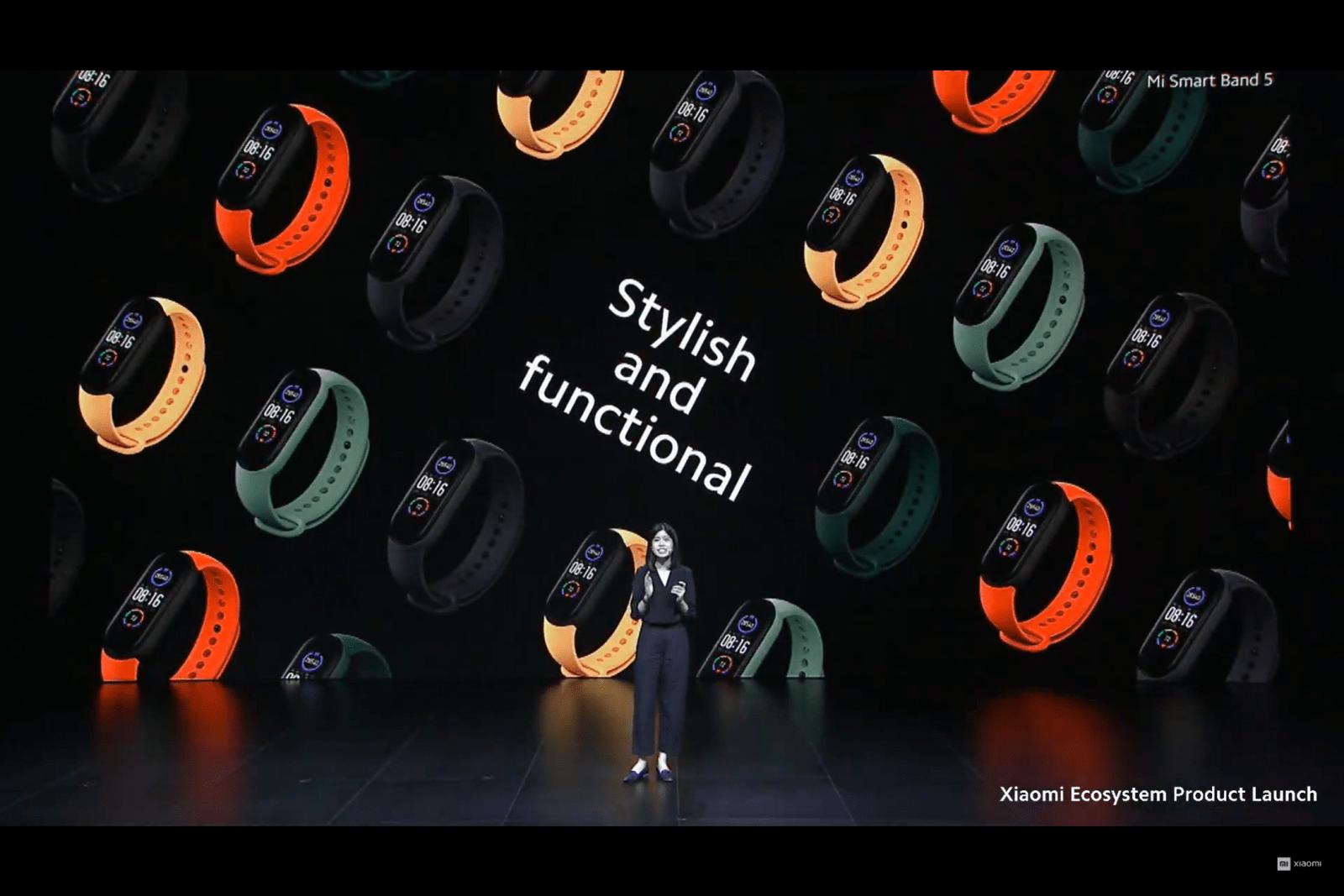 Xiaomi представила глобальную версию браслета Mi Band 5 (image 9)