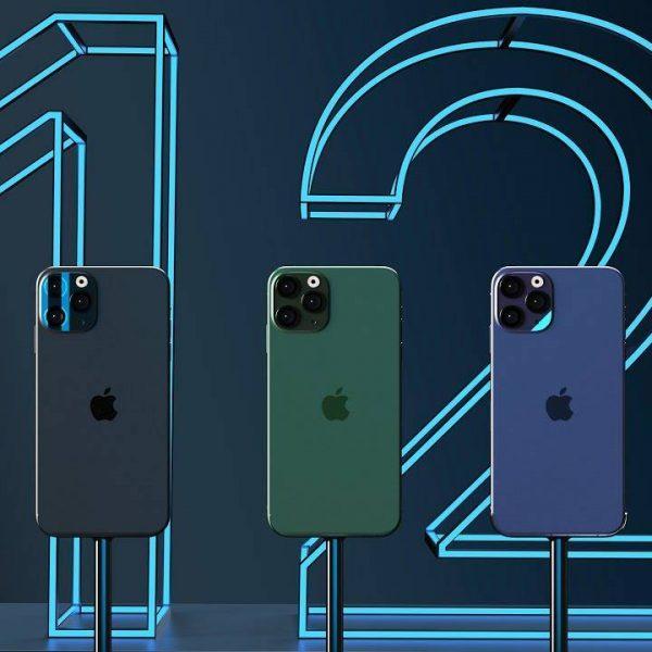 Серия iPhone 12 получит аккумуляторы меньшей ёмкости, чем у iPhone 11 (iphone 12 pro concept)