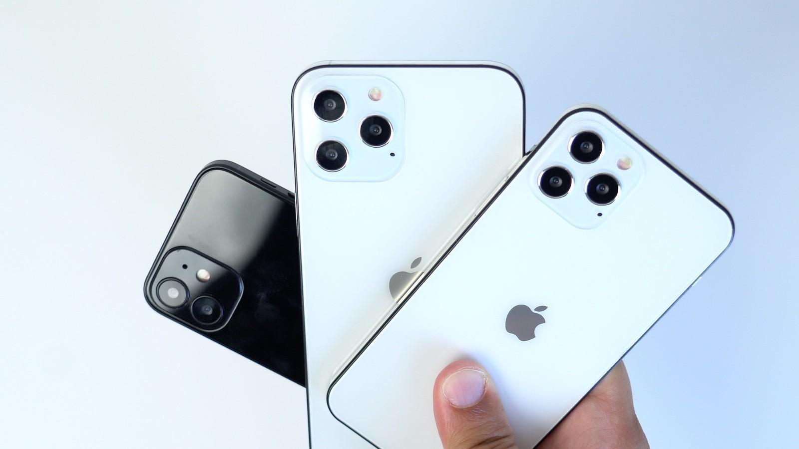 Смартфоны Apple iPhone 12 теряют сигнал во время вождения (iphone12dummycameras)
