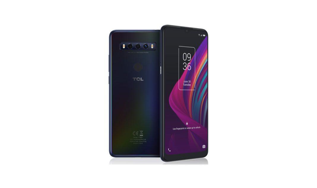 TCL запускает в России бюджетные смартфоны TCL 10 Plus и 10 SE (j)