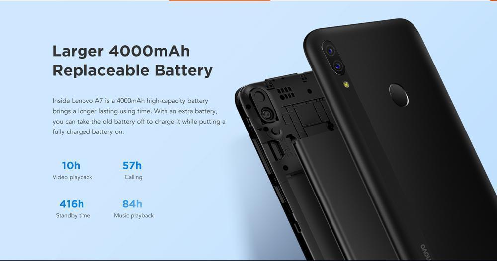 Lenovo A7 теперь доступен для покупки на AliExpress за 107 долларов (lenovo a7 removable battery)