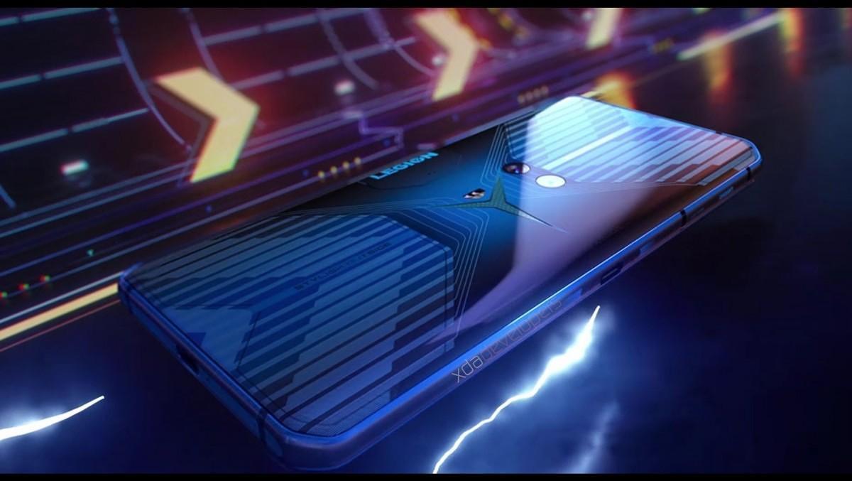Интернет-магазин рассекретил характеристики игрового смартфона Lenovo Legion (lenovo legion gaming phone watermarked 2 1)