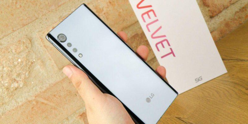 LG представила более доступную версию смартфона Velvet (lg velvet recenzja test 29)