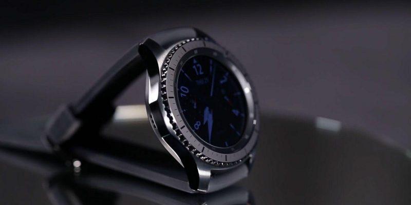 В сеть попал обзор Galaxy Watch 3 за полторы недели до анонса (luchshie umnye chasy)