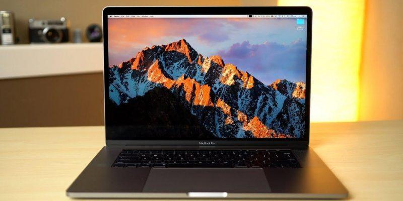 Отчёт: 13-дюймовый MacBook Pro / Air и 10,8-дюймовый iPad выйдут к концу 2020 года (macbook pro 2017 obzor kharakteristiki cena 1)