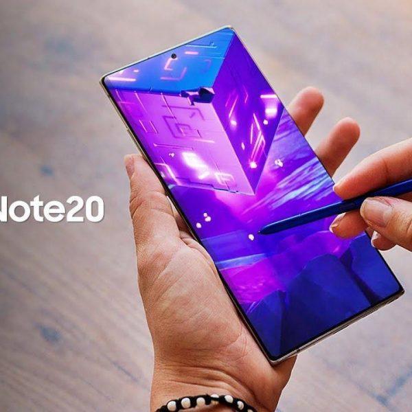 В сеть опубликовали фотографии смартфона Samsung Galaxy Note 20 (maxresdefault 13 large)