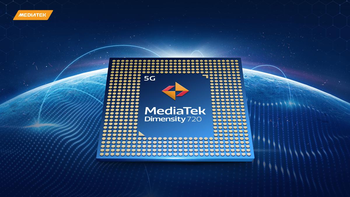 MediaTek представила чипсет Dimensity 720 5G (mediatek dimensity 720)