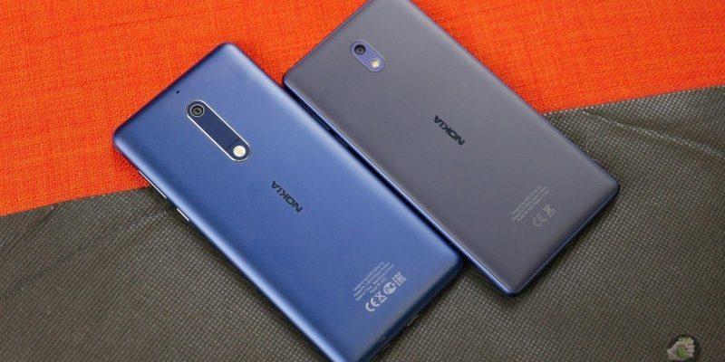 Nokia готовит новый бюджетный смартфон (nokia 3 and 5 3)