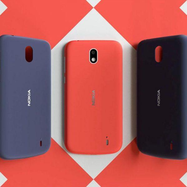 HMD Global выпускает Android 10 Go Edition для Nokia 1 (nokia 1 1)