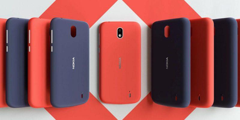 HMD Global выпускает Android 10 Go Edition для Nokia 1 (nokia 1 1)