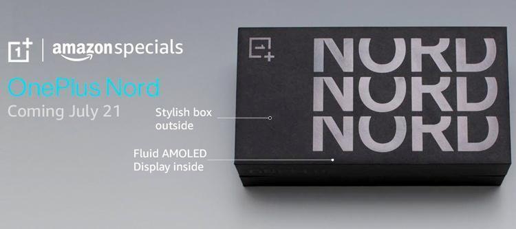 OnePlus Nord оснастят 90-Гц экраном и 12 Гб ОЗУ (nord)