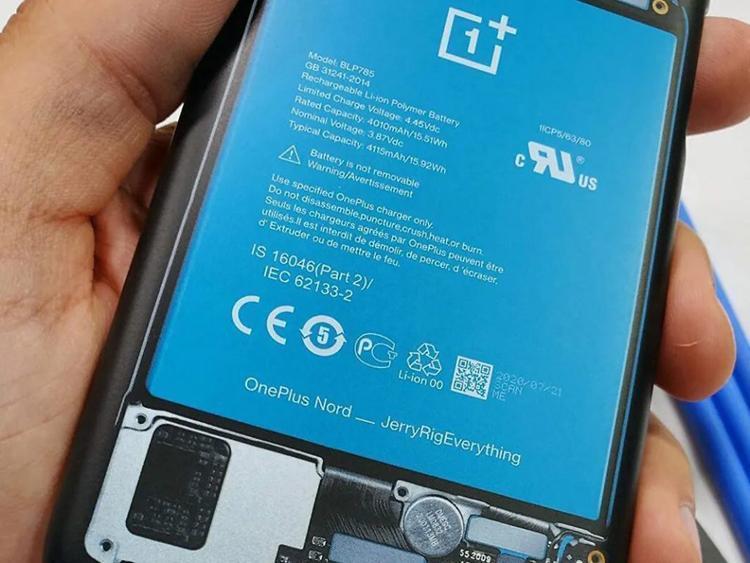 OnePlus Nord оснастят 90-Гц экраном и 12 Гб ОЗУ (nord2)