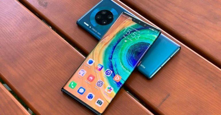 Huawei Mate 40 получит двойные симметричные динамики (novye detali o sisteme frontalnyh kamer huawei mate 40 pro picture6 0)