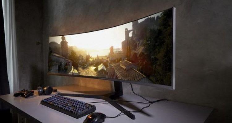 Xiaomi привезла в Россию игровой монитор Mi Curved Gaming Monitor (novyj izognutyj monitor xiaomi po snizhennoj cene techbro.ru 003)