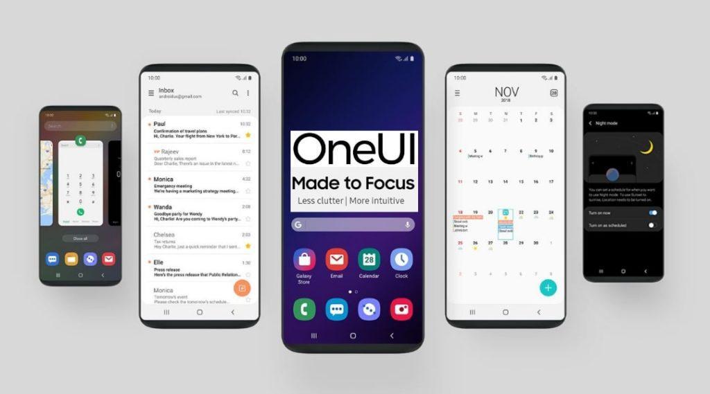 Samsung начала работу над One UI 3.0 на базе Android 11 (one ui design 1024x569 1)