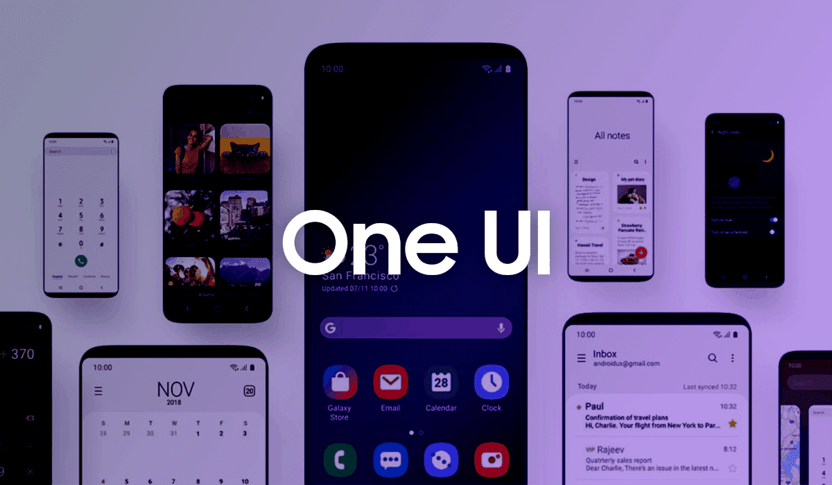 Samsung начала работу над One UI 3.0 на базе Android 11 (one ui review)