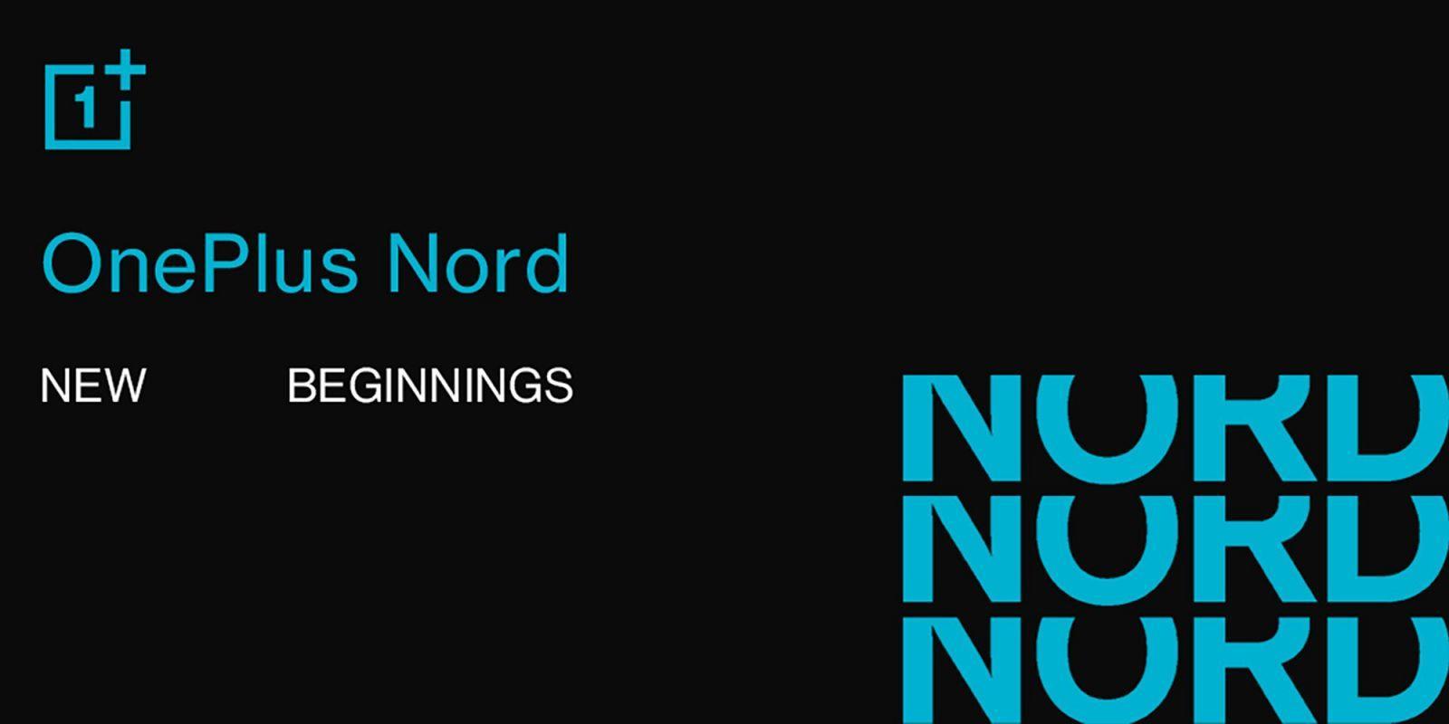 Подтверждено: OnePlus Nord получит Snapdragon 765G (oneplus nord qualcomm snapdragon 765g)