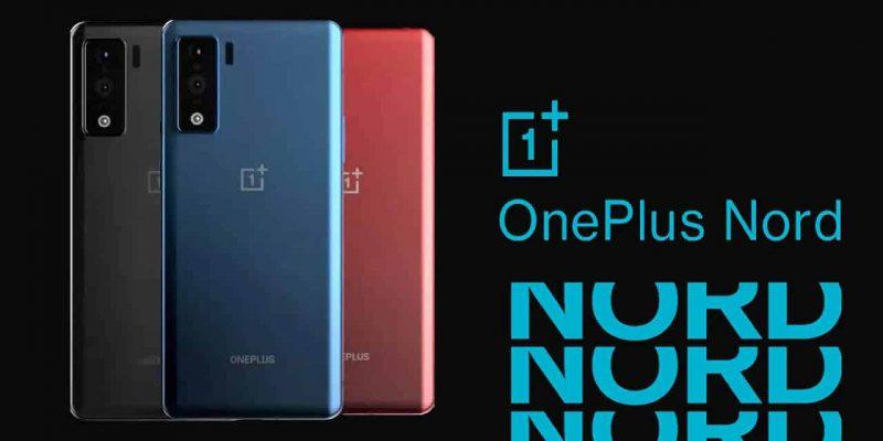 Раскрыт дизайн OnePlus Nord (oneplus nord specifications)