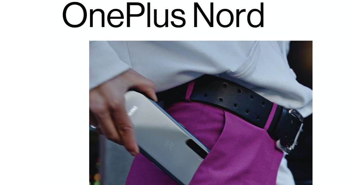Раскрыт дизайн OnePlus Nord (oneplus nord)