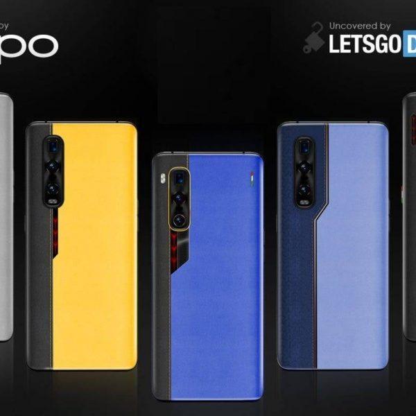 В сеть утекли первые фотографии Oppo Find X2 Pro Lamborghini Edition (oppo find x2 pro limited edition 102672)