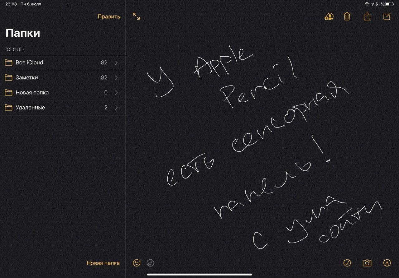 Дизайнерский рай. Обзор Apple iPad Pro 2020 + Apple Pencil + Magic Keyboard (photo 2020 07 22 10 16 47)