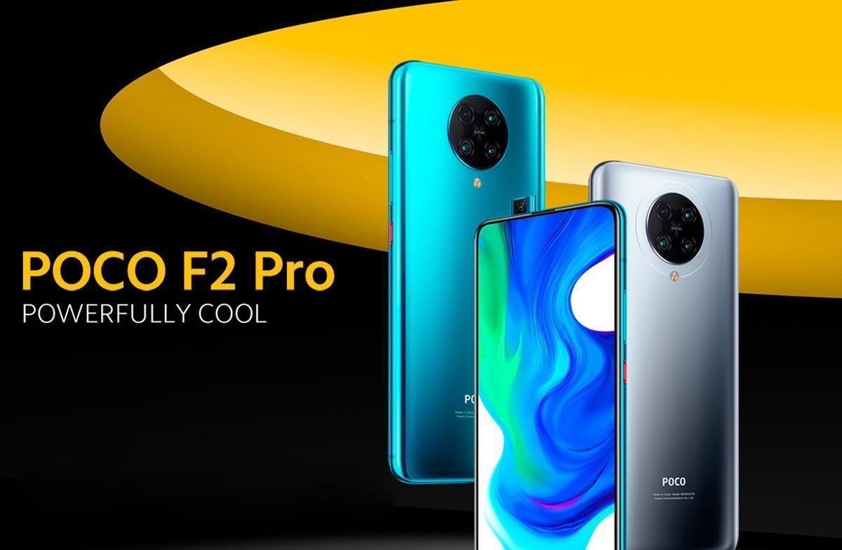 Poco F2 Pro добрался до России (poco f2 pro)