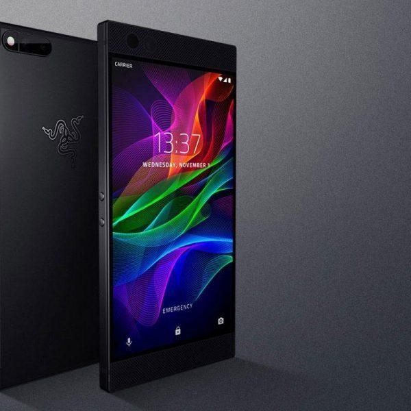 В сеть утекли фотографии Razer Phone 3 (razer phone 10)
