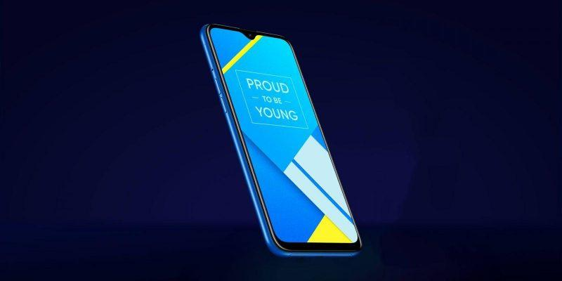 Realme анонсировала смартфон Realme C15 (realme 2c)