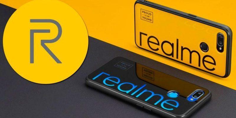 Realme тизерит новый смартфон с огромной батареей на 6000 мАч (realme smartphones)