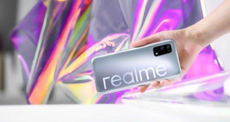 Realme анонсировала смартфон Realme V5 (realme1)