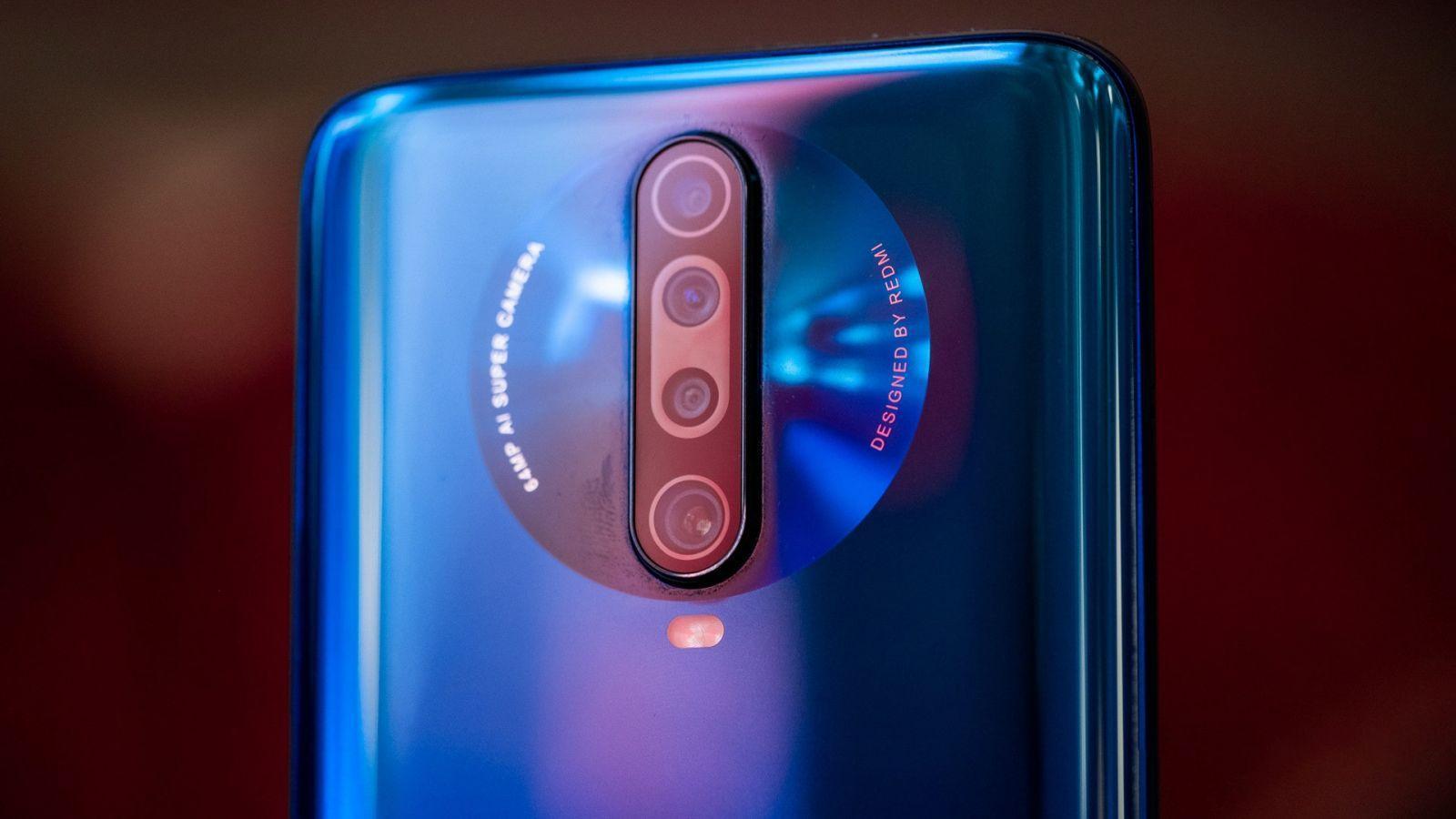 Redmi K40 выйдет в четвёртом квартале 2020 года (redmi k30 camera)