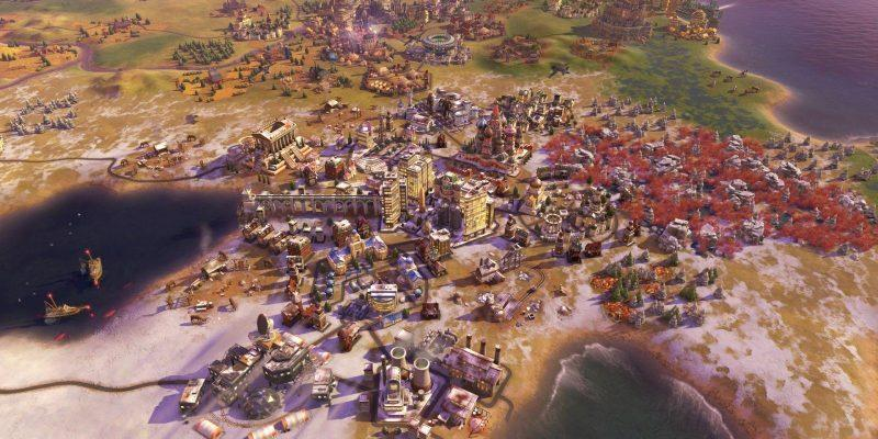 CIVILIZATION 6 стала временно бесплатной в Steam (rf spring 2018 update hero)
