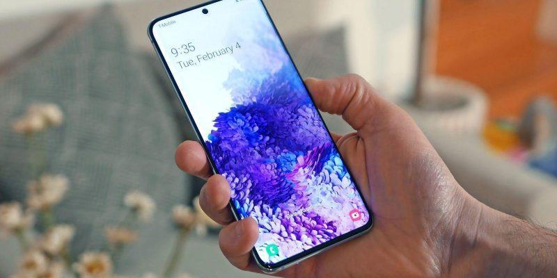 Samsung Galaxy S20 Lite получит 120 Гц экран (samsung 2)