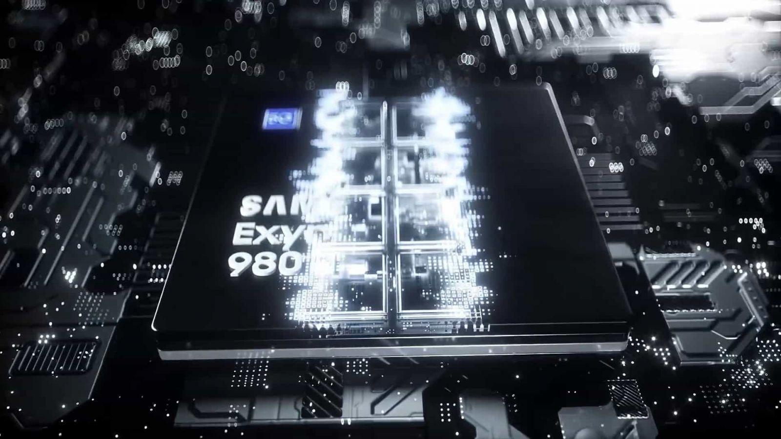 Samsung готовит процессоры для ПК (samsung exynos 980 1)