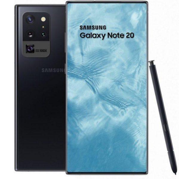 В сеть опубликовали рендеры Samsung Galaxy Note 21 Ultra (samsung galaxy note 20 1280x720 1)