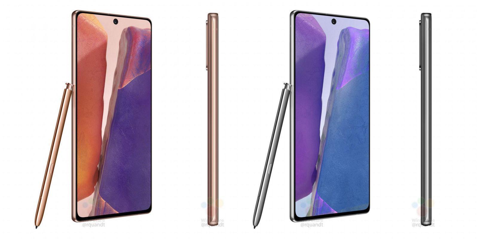 Вот основные отличия Samsung Galaxy Note 20 и Galaxy Note 20 Ultra (samsung galaxy note 20 1595431940 0 0 1595490504 scaled 1)