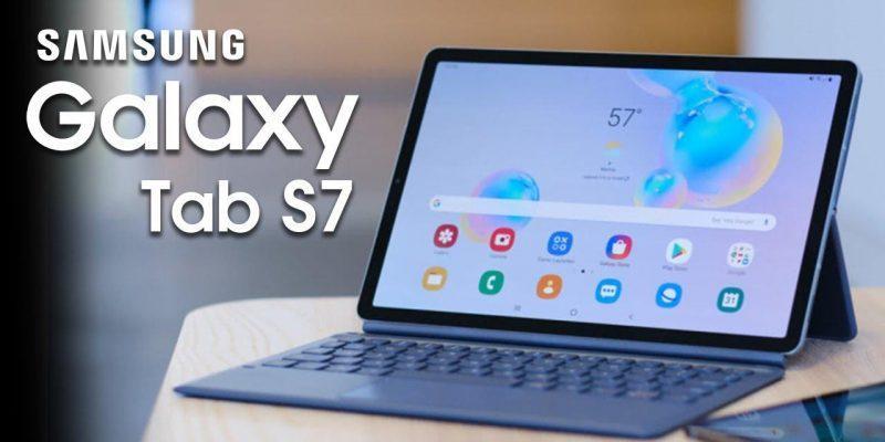 Samsung Galaxy Tab S7 не получит сканер отпечатков пальцев на дисплее (samsung galaxy tab s7)