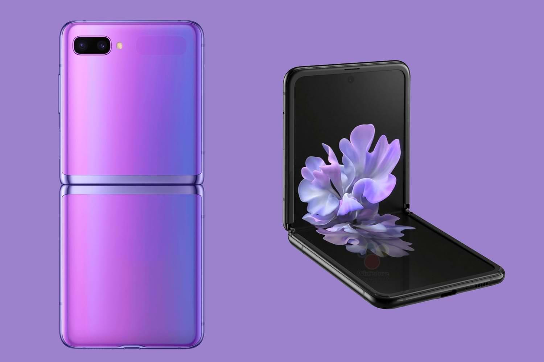 Galaxy Z Flip стал самым продаваемым складным устройством в 2020 году (samsung galaxy z flip 11 large)